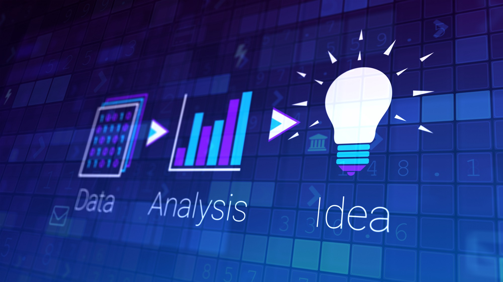 The need for data analysis