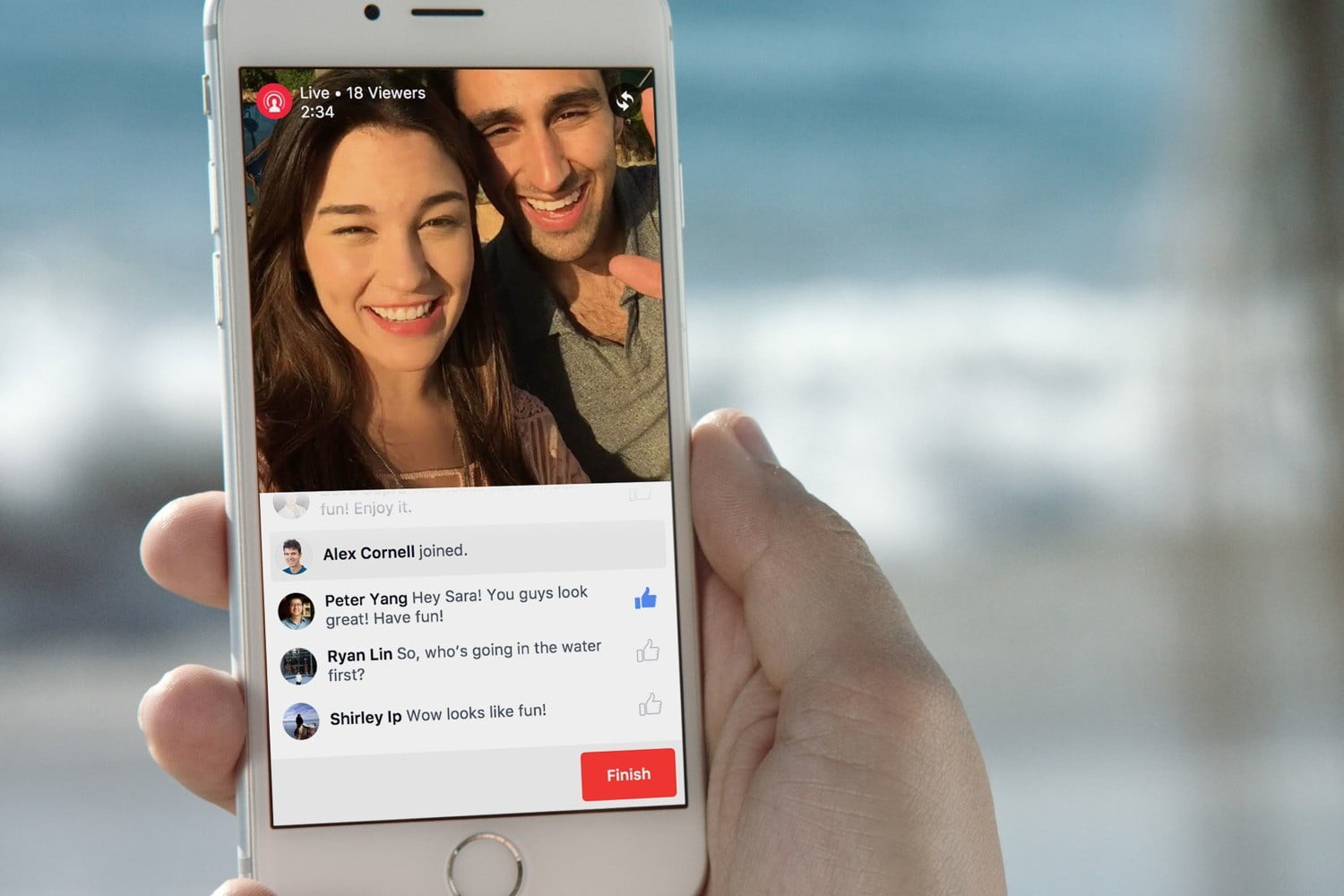 Freshminds Simple Steps on How To Go Live Using Facebook Live