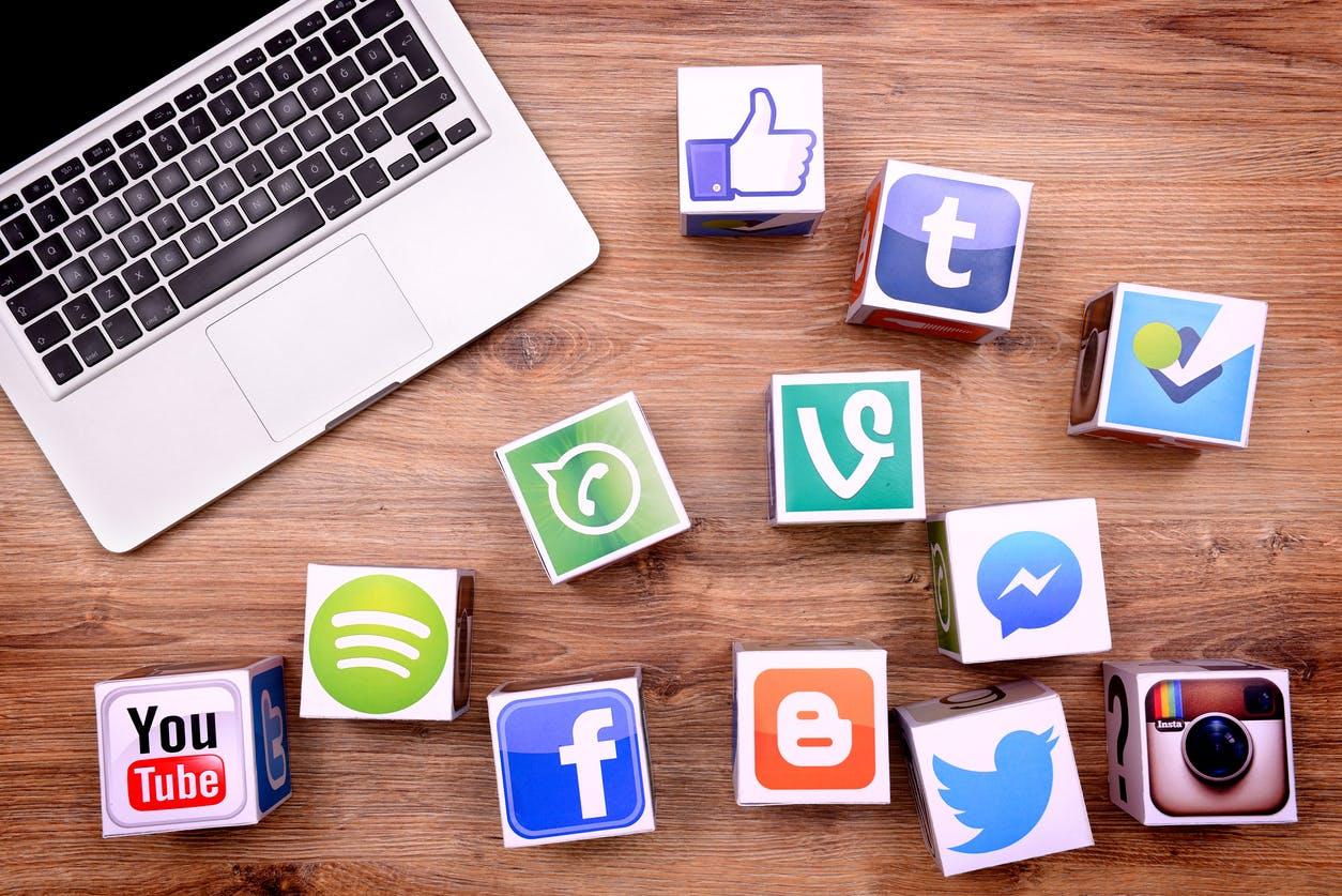 social media valuable terms